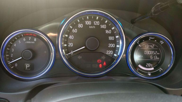Honda City EX 1.5 16V (flex) - Foto #4