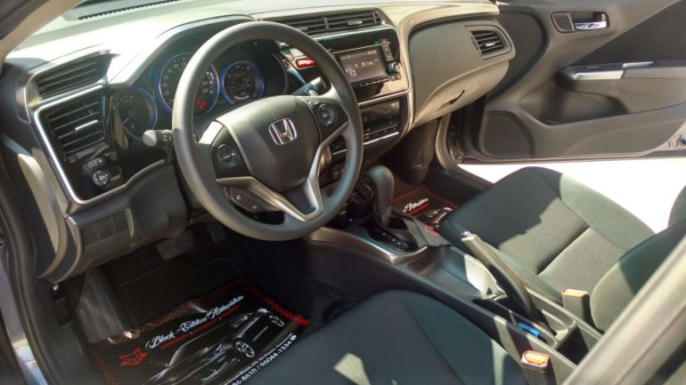 Honda City EX 1.5 16V (flex) - Foto #9