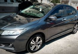 Honda City EX 1.5 16V (flex)