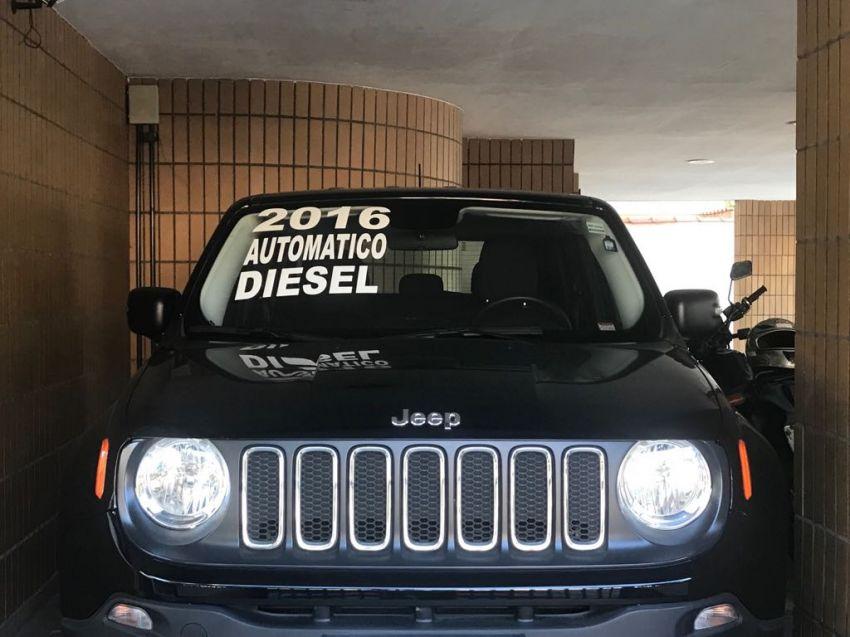 Jeep Renegade Sport 2.0 TDI 4WD (Aut) - Foto #1