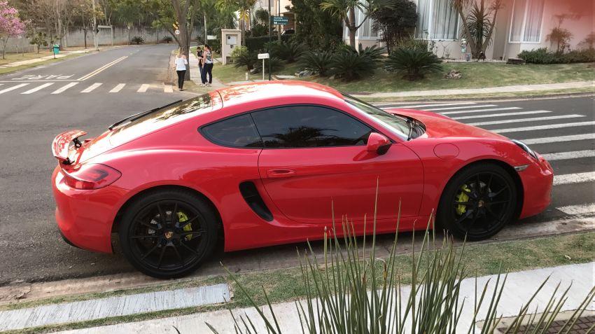 Porsche Cayman 2.7 PDK - Foto #10
