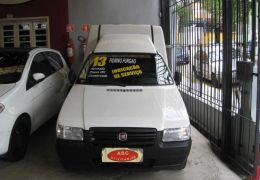 Fiat Fiorino Furgão 1.3 MPI 8V Flex