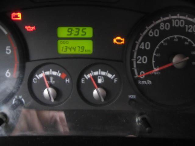 KIA Bongo K-2500 4X2 Cabine Simples 2.5 Turbo - Foto #5