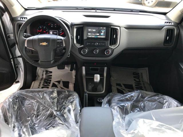 Chevrolet S10 LT 4X4 Cabine Dupla 2.8 Turbo Diesel - Foto #7