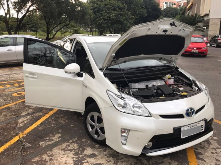 Toyota Prius 1.8 VVT-I High (Aut) - Foto #6