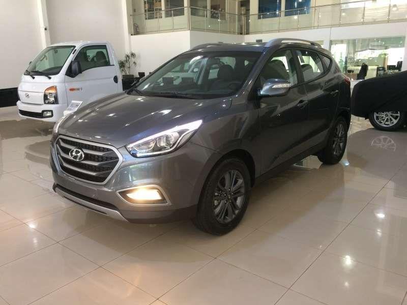 Hyundai ix35 2.0L (Flex) (Aut) - Foto #4