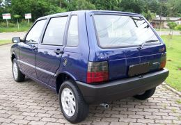 Fiat Uno Attractive 1.0 (Flex) 4p - Foto #3