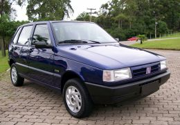 Fiat Uno Attractive 1.0 (Flex) 4p