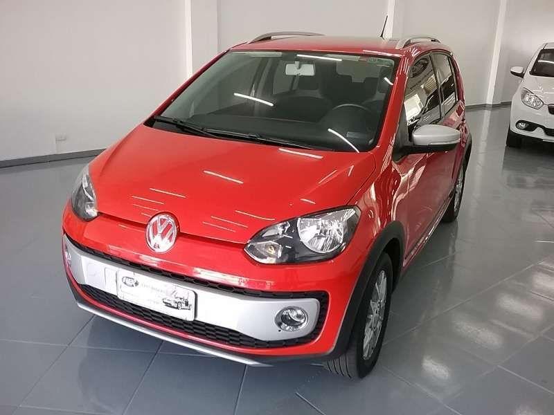 Volkswagen Up! 1.0 12v E-Flex cross up! I-Motion - Foto #3