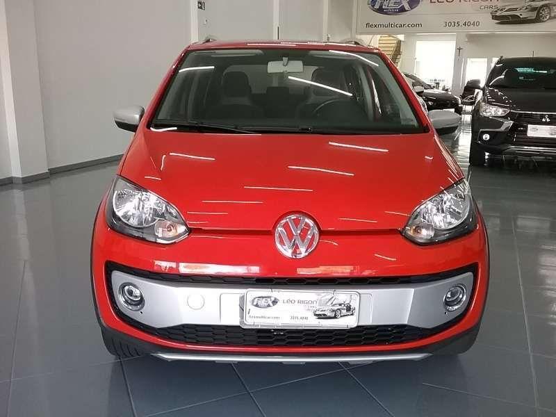 Volkswagen Up! 1.0 12v E-Flex cross up! I-Motion - Foto #4