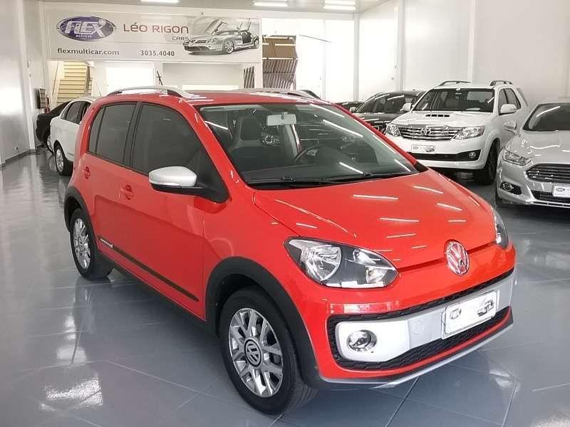 Volkswagen Up! 1.0 12v E-Flex cross up! I-Motion - Foto #5