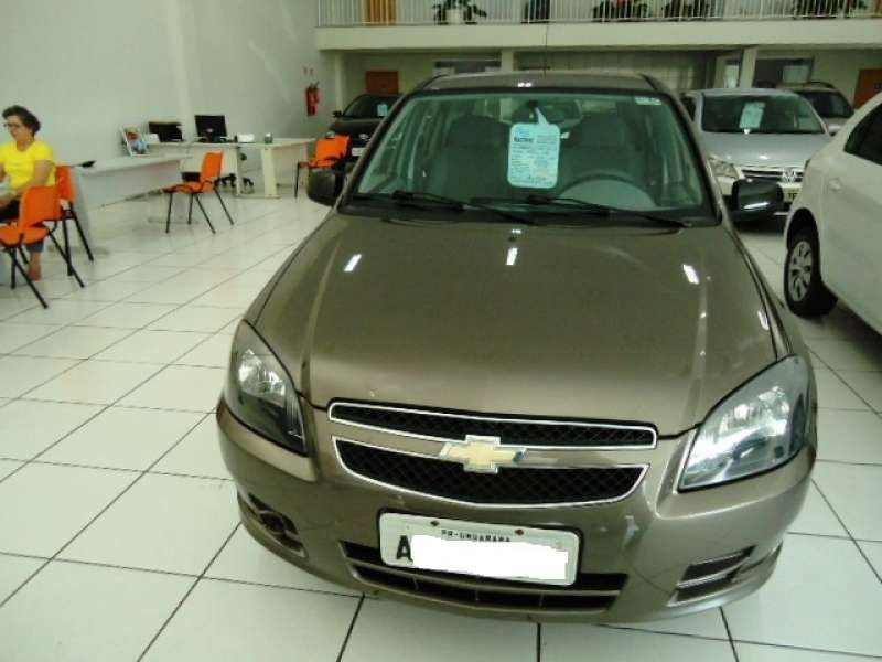 Chevrolet Celta Advantage 1.0 (flex) - Foto #3