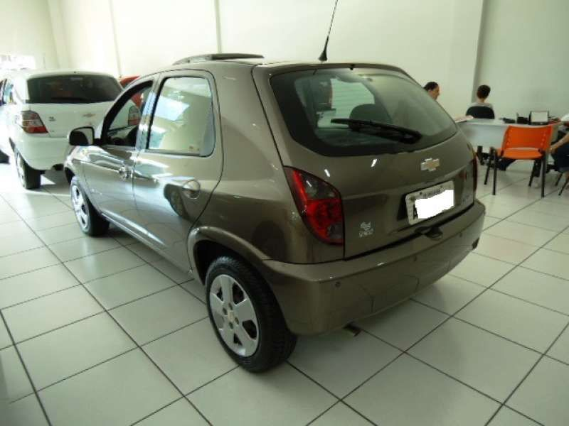 Chevrolet Celta Advantage 1.0 (flex) - Foto #4