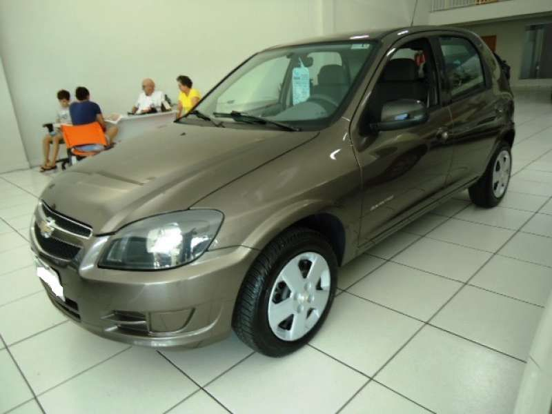 Chevrolet Celta Advantage 1.0 (flex) - Foto #5