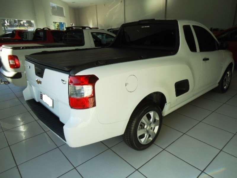 Chevrolet Montana LS 1.4 (Flex) - Foto #4