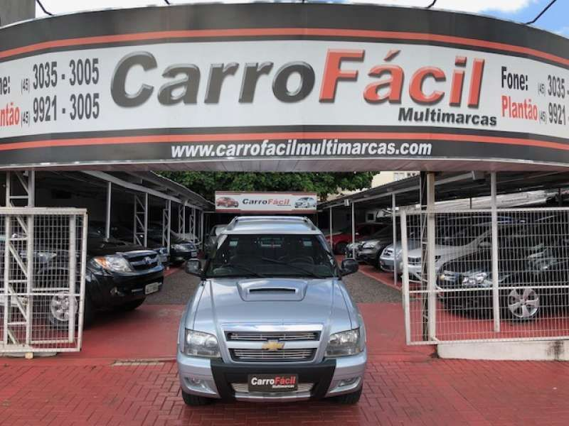 Chevrolet S10 Executive 4x2 2.8 (Cabine Dupla) - Foto #1