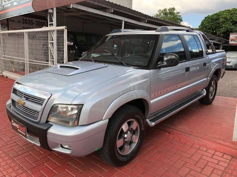 Chevrolet S10 Executive 4x2 2.8 (Cabine Dupla) - Foto #3