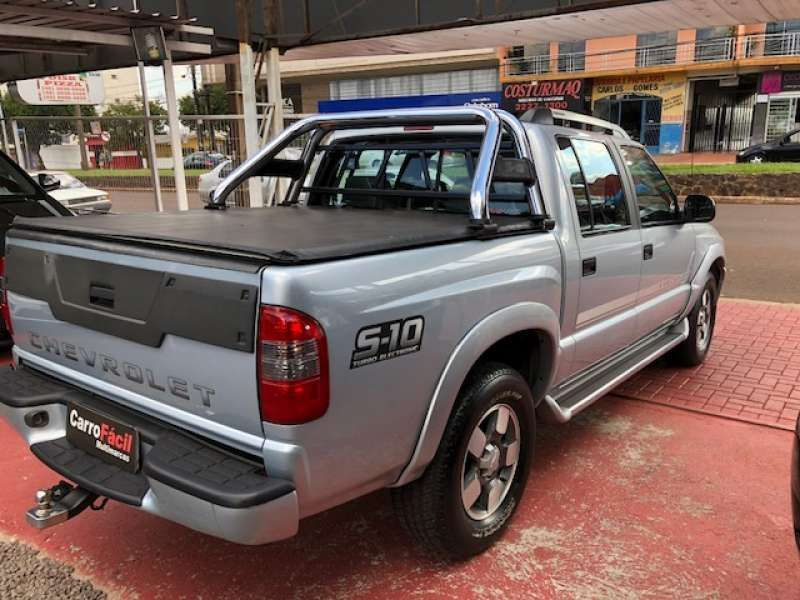 Chevrolet S10 Executive 4x2 2.8 (Cabine Dupla) - Foto #6