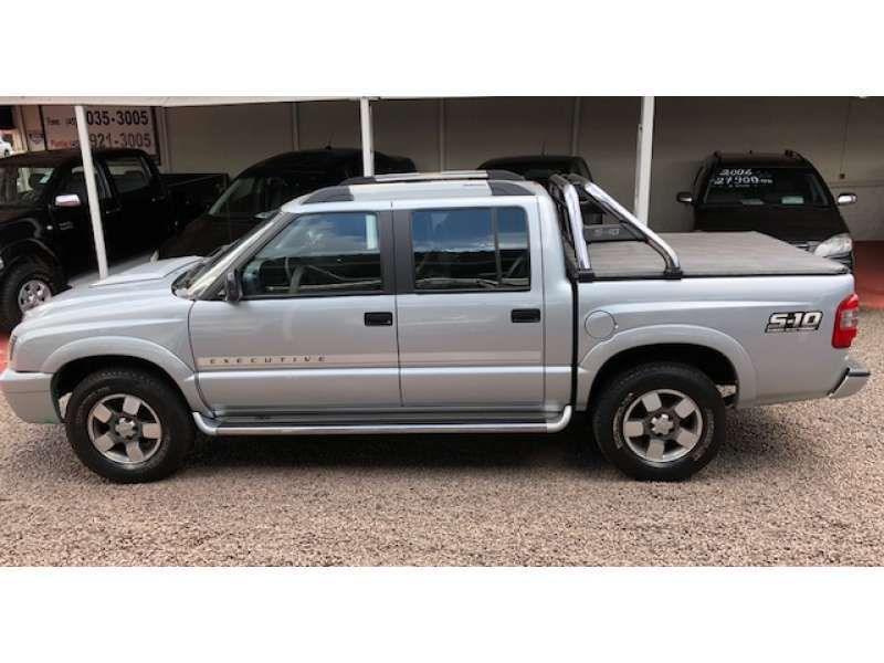 Chevrolet S10 Executive 4x2 2.8 (Cabine Dupla) - Foto #10