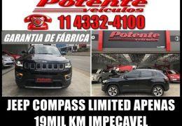 Jeep Compass Limited High Tech 2.0 16V Flex