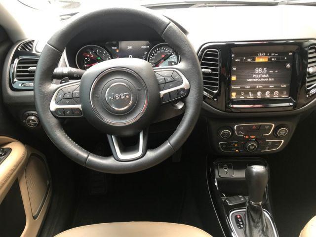 Jeep Compass Limited High Tech 2.0 16V Flex - Foto #6