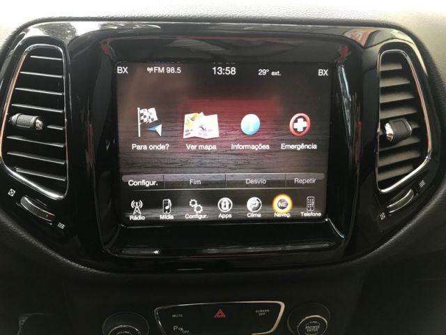 Jeep Compass Limited High Tech 2.0 16V Flex - Foto #10