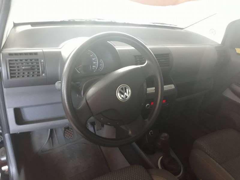Volkswagen Fox Route 1.0 8V (Flex) 4p - Foto #4