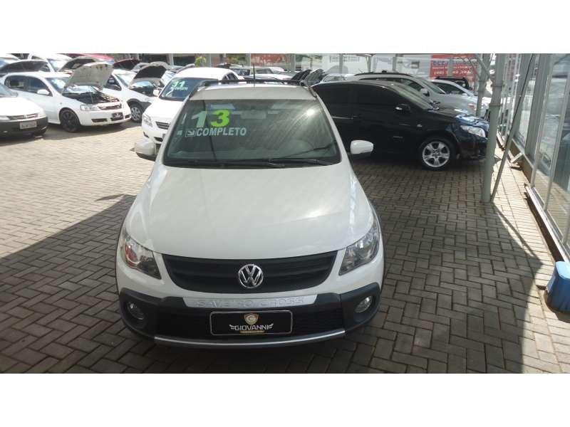 Volkswagen Saveiro Cross 1.6 (Flex) (cab. estendida) - Foto #2