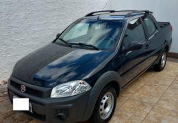 Fiat Strada Working 1.4 (Flex)(Cabine Dupla)