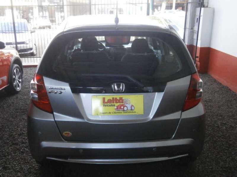 Honda Fit EX 1.5 16V (flex) (aut) - Foto #5