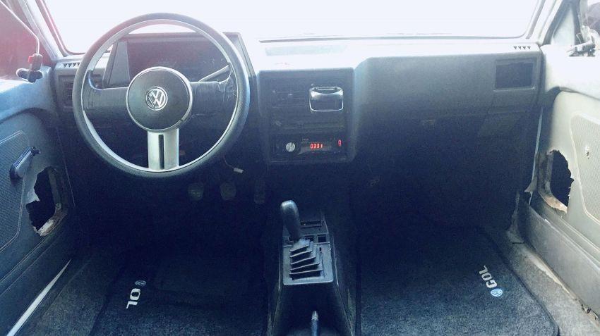Volkswagen Gol CL 1.8 - Foto #7