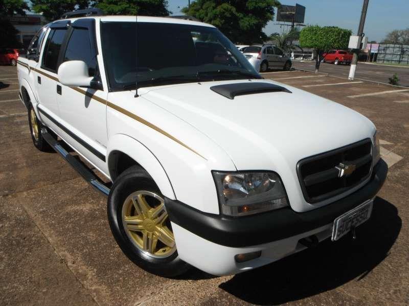 Chevrolet S10 Executive 4x4 2.8 Turbo Electronic (Cabine Dupla) - Foto #1