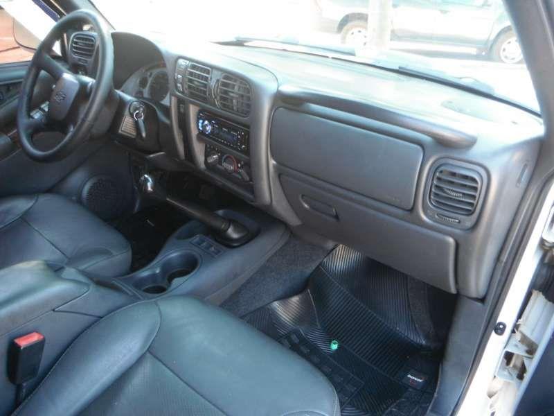 Chevrolet S10 Executive 4x4 2.8 Turbo Electronic (Cabine Dupla) - Foto #9