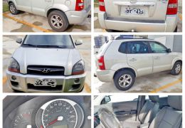 Hyundai Tucson 2.0L 16v GLS Top (Flex) (Aut)