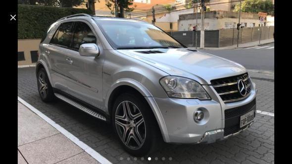 Mercedes-Benz Amg 6.2 V8 32v 510cv - Foto #5