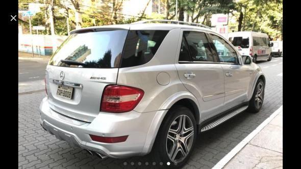 Mercedes-Benz Amg 6.2 V8 32v 510cv - Foto #6