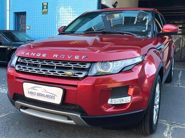 Land Rover Range Rover Evoque Pure 2.0 240cv - Foto #1