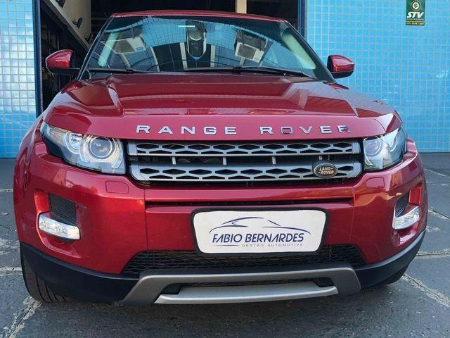 Land Rover Range Rover Evoque Pure 2.0 240cv - Foto #2