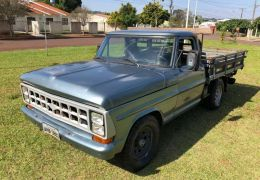 Ford F100 2.3