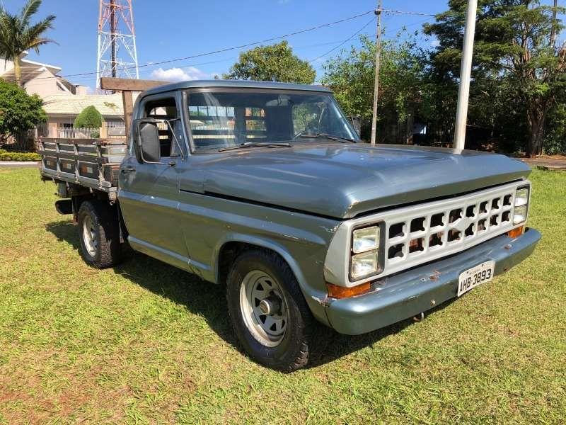Ford F100 2.3 - Foto #4