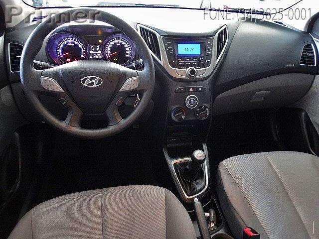 Hyundai HB20S Comfort Style 1.0 12V Flex - Foto #10