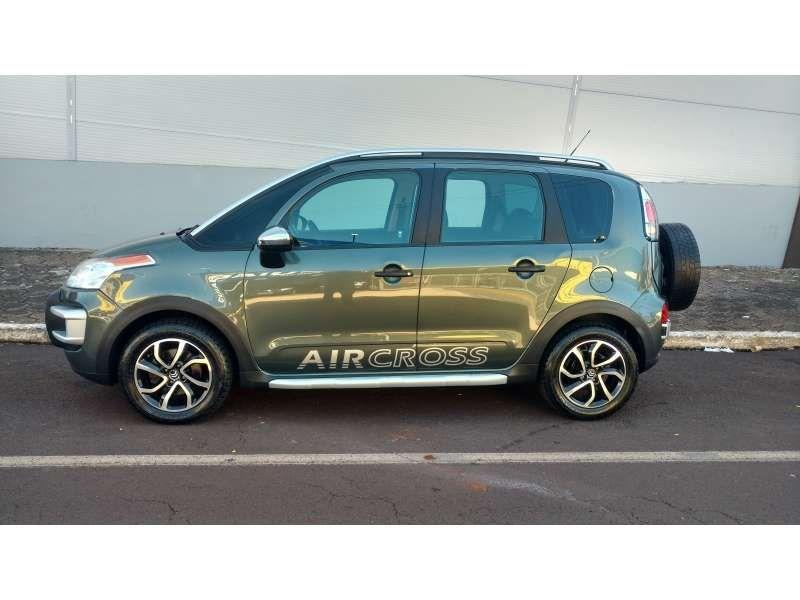 Citroën Aircross GLX 1.6 16V (flex) - Foto #7