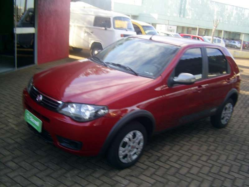 Fiat Palio Fire Way 1.0 8V (Flex) - Foto #2