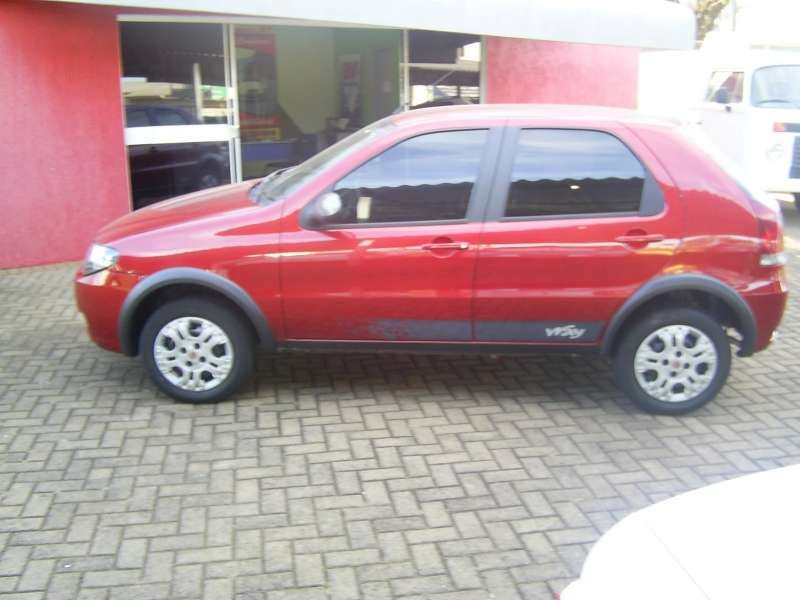 Fiat Palio Fire Way 1.0 8V (Flex) - Foto #5