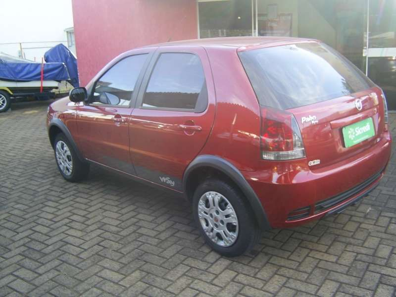 Fiat Palio Fire Way 1.0 8V (Flex) - Foto #6