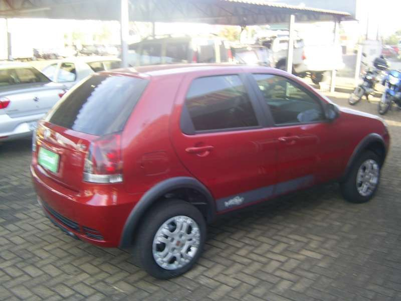 Fiat Palio Fire Way 1.0 8V (Flex) - Foto #7
