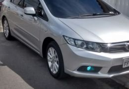 Honda Civic 1.8 i-VTEC LXS (Flex)