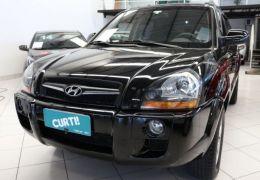Hyundai Tucson GLS 4X2 2WD 2.0 Mpfi 16V
