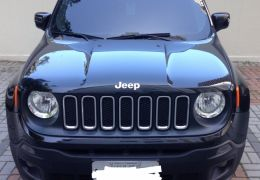 Jeep Renegade Longitude 1.8 (Flex) (Aut)
