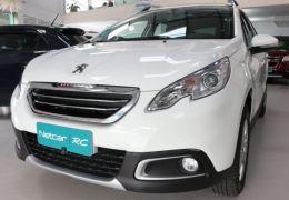 Peugeot 2008 Allure 1.6 16V (Flex)